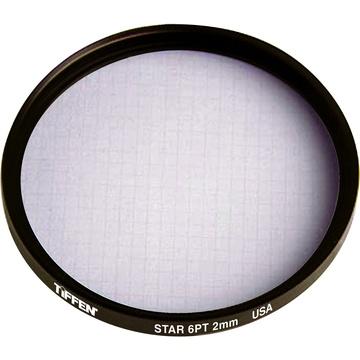 Tiffen 62mm 6pt/2mm Grid Star Effect Filter