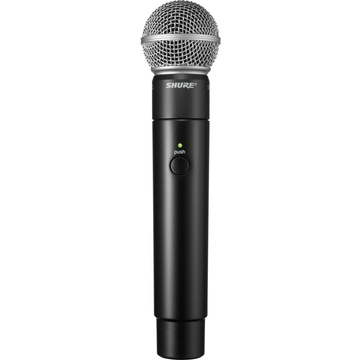 Shure MXW2 Handheld Transmitter with SM58 Microphone Capsule