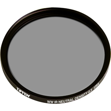 Tiffen 58mm Water White Glass IRND 0.3 Filter (1-Stop)
