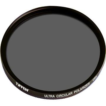 Tiffen 95mm Coarse Thread, Non-Rotating UltraPol Circular Polarizer Filter