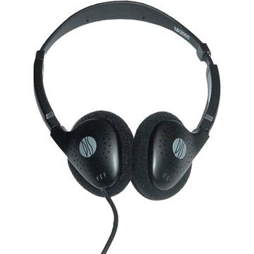 Shure DH 6021 Stereo On-Ear Headphones (Black)