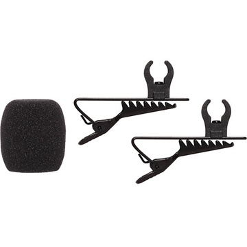 Shure RK376 Replacement Windscreen Kit for CVL Lavalier Microphone