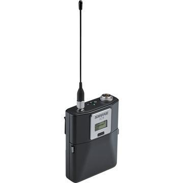 Shure AD1 Digital Wireless Bodypack Transmitter with TA4M