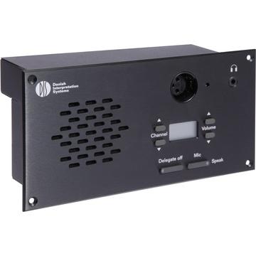 Shure DM6080 F Flush-Mount Conference Unit
