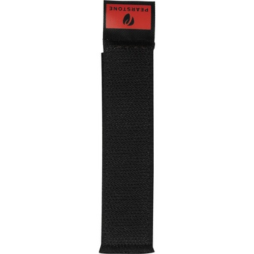 """Pearstone 1 x 4"""" Rapid Close Wall-Mountable Cable Ties (Black, 5-Pack)"""