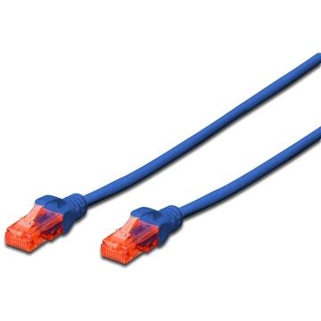 Digitus UTP CAT6 Blue Patch Lead 20m