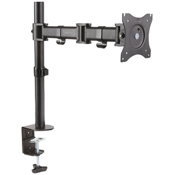 """Digitus 15-27"""" Single LCD Monitor Stand with Clamp Base"""