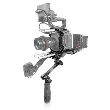 SHAPE Canon C500 Mark II Camera Cage, Baseplate with Handle