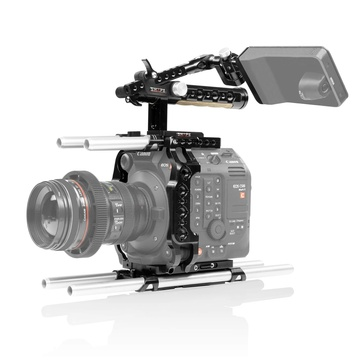 SHAPE Canon C500 Mark II Cage and Handle with EVF Mount