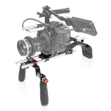 SHAPE Canon C500 Mark II Offset Rig