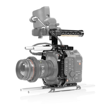 SHAPE Canon C500 Mark II Cage and Top Handle