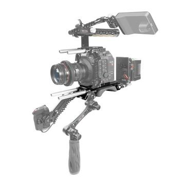 SHAPE Canon C500 Mark II V-Lock Quick Release Baseplate