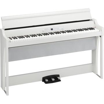 Korg G1 Air Digital Piano w/ Bluetooth (White)