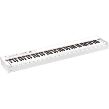 Korg D1 88-Key Digital Stage Piano with Pedal (White)