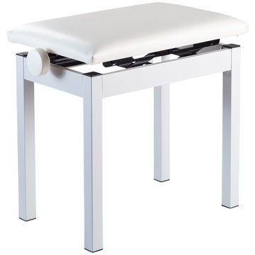 Korg PC-300 Piano Stool (White)