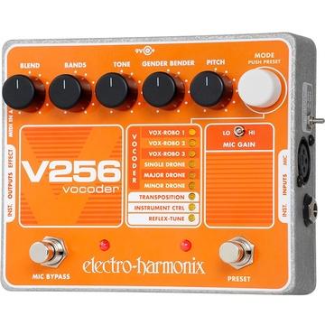 Electro-Harmonix V256 Vocoder Pedal with Reflex Tune