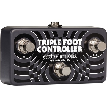 Electro-Harmonix Triple Foot Controller for Compatible Pedals