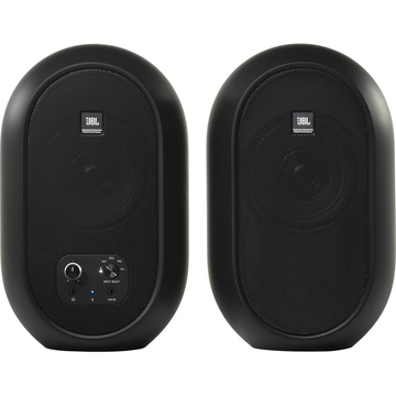 JBL 1 Series 104-BT Desktop Reference Monitors with Bluetooth (Black)