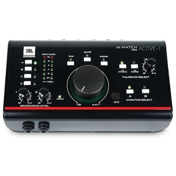 SM Pro Audio M-Patch Active-1 Monitor Controller