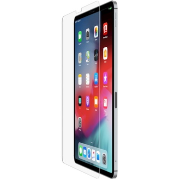 Belkin SCREENFORCE Tempered Glass Screen Protector for iPad