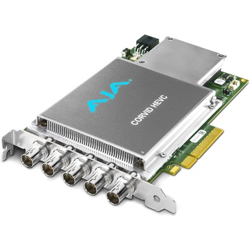 AJA CORVID HEVC Video Encoder Card (PCIe Bus-Powered)