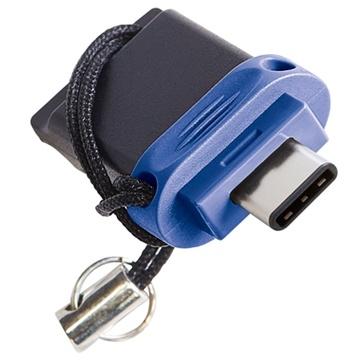 Verbatim Store'n'Go OTG Dual USB 3.0 Type-A / USB 3.1 Type-C (Gen 1) Drive 32GB