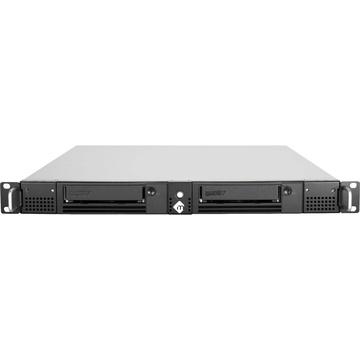 mLogic mRack Thunderbolt 3 LTO-7 Dual Tape Archiving Solution