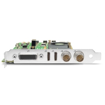 AJA HD,SD 10-bit Digital and 12-bit Analog PCIe Card, HDMI input and output KONA LHi