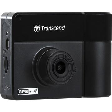 Transcend DrivePro 550 Dual Lens Dash Camera with 64GB microSD Card