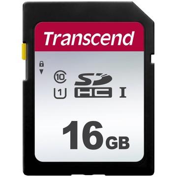 Transcend 16GB 300S UHS-I SDHC Memory Card