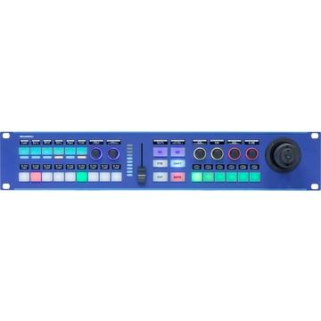 SKAARHOJ Rack Fusion Live PTZ Controller with NKK + JOY Options