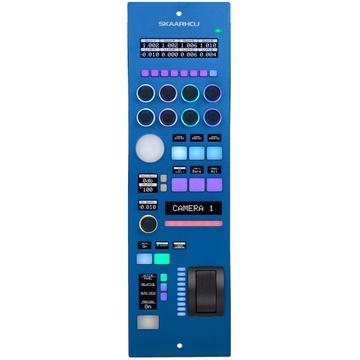 SKAARHOJ RCPv2 Remote Control Panel with Roller Wheel and SDI I/O