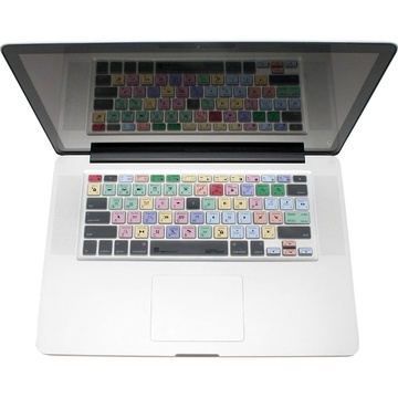 LogicKeyboard LogicSkin Apple Final Cut Pro Keyboard Cover for MacBook