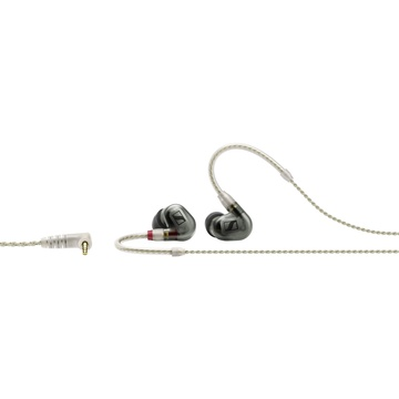 Sennheiser IE 500 PRO In-Ear Headphones for Wireless Monitoring Systems (Smoky Black)