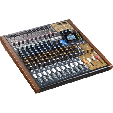 Tascam Model 16 Hybrid 14-Channel Mixer