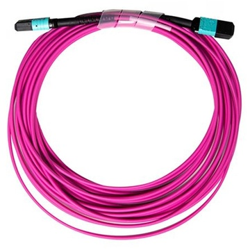 Dynamix 50M OM4 MPO ELITE Trunk Multimode Fibre POLARITY C Crossed Trunk Cable