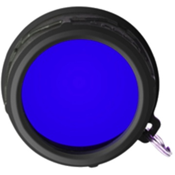 Klarus FT30 Flashlight Filter - Blue