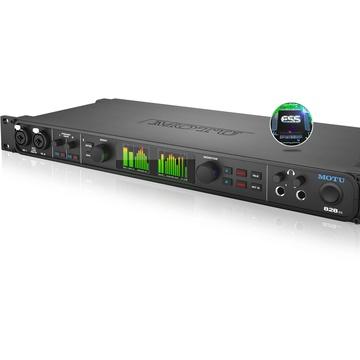 MOTU 828es 28x32 Thunderbolt/USB Audio Interface