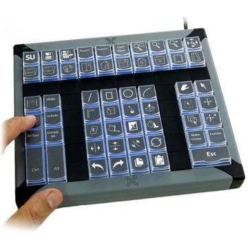 X-keys XK-60 for KVM Control