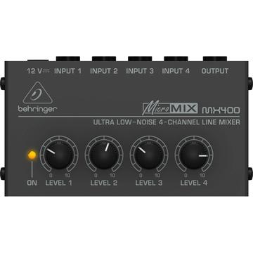 Behringer Micromix MX400 Mixer