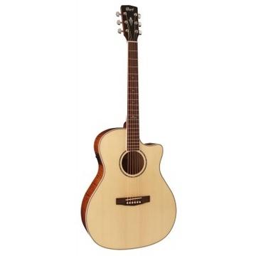 Cort GA-FF Left Handed Acoustic Guitar (Natural)