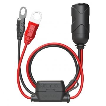 NOCO GC018 12 Volt Plug with Eyelet Terminals
