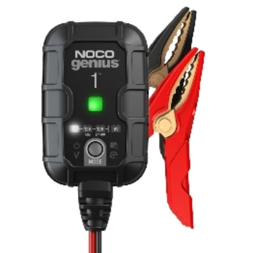 NOCO Genius1 1-Amp Battery Charger