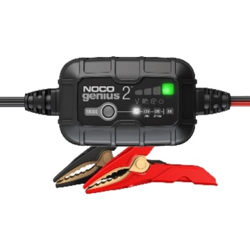 NOCO Genius2 2-Amp Battery Charger