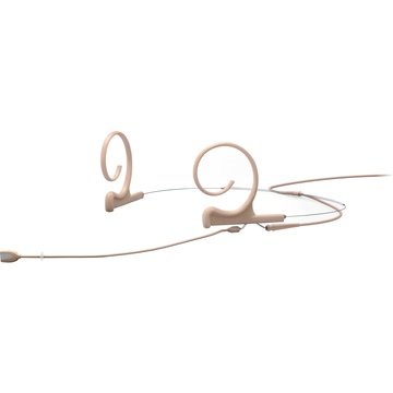 DPA d:fine Core 4166 Slim Omni Flex Headset Mic, 90mm Boom with MicroDot (Beige)