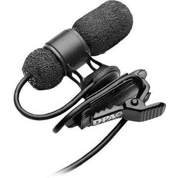 DPA d:screet mini 4080 Miniature Cardioid Lavalier Microphone with a Microdot Termination