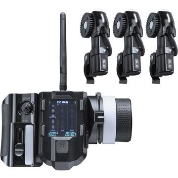 Redrock Micro Commander Kit for MoVI Pro/XL with 3 SLS Lens Motors & Hard Case