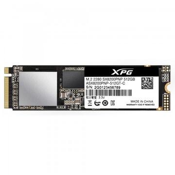 Adata XPG SX8200 Pro Solid State Drive (Black 512GB)