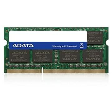 ADATA 8GB DDR3L-1600 PC3L-12800 1.35v SODIMM