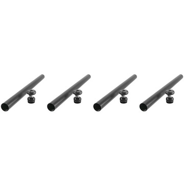 "Kessler Crane CS1129 24"" Kwik Leg Rail (set of 4)"